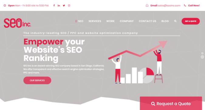 SEO-Inc.-screenshot-675x362 Top 75 SEO Companies & Services in the World