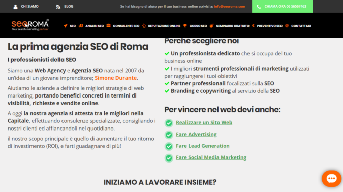 SEO-Roma-screenshot-675x378 Top 75 SEO Companies & Services in the World