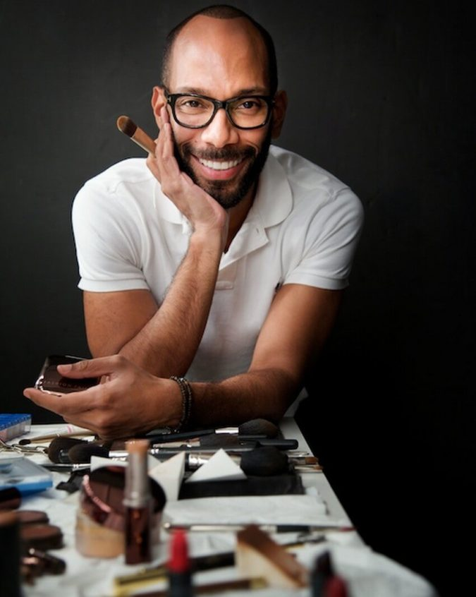 Sam-Fine-1-675x846 Top 25 Most Famous Makeup Artists in The USA