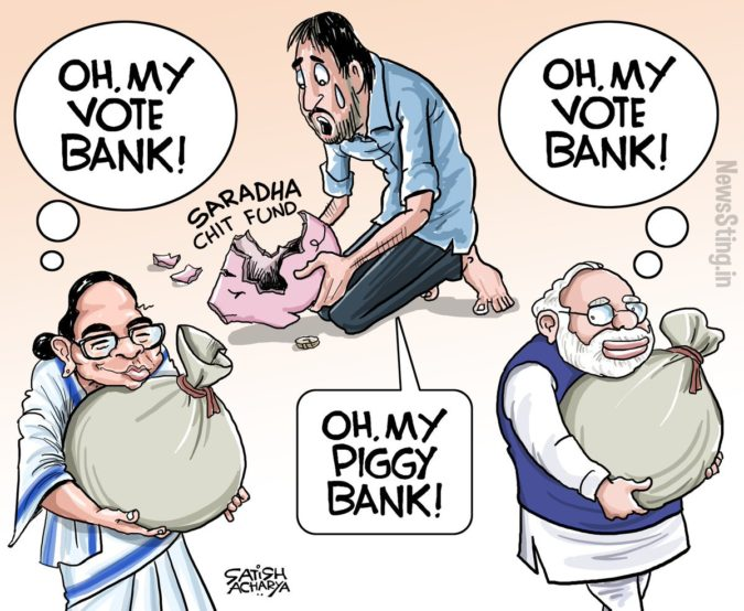Satish-Acharya-cartoon-3-675x554 Top 20 Most Famous Cartoonists in The World 2021