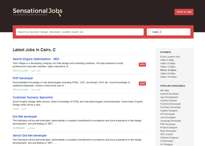 Sensational-Jobs-screenshot-675x483 Best 50 Online Job Search Websites