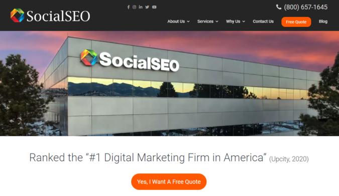 Social-SEO-screenshot-675x392 Top 75 SEO Companies & Services in the World