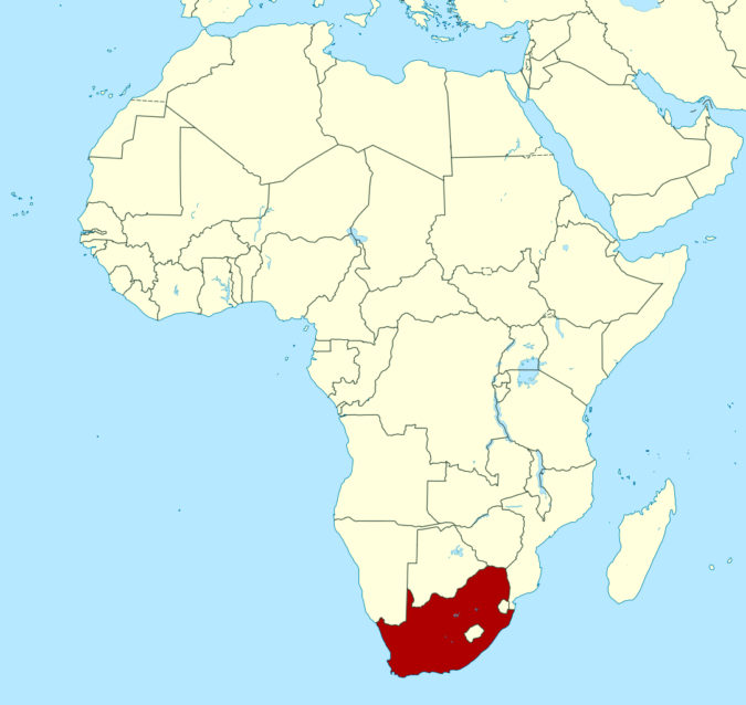 South-Africa-in-africa-map-675x638 Top 10 Most Dangerous Countries for Women in the World