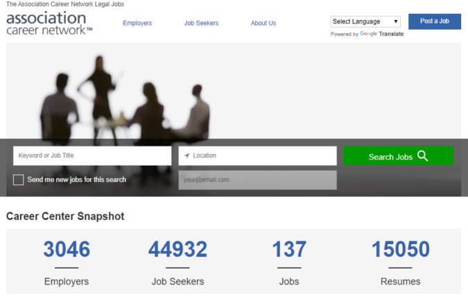 The-Association-Career-Network-Legal-Jobs-screenshot-675x431 Best 50 Online Job Search Websites