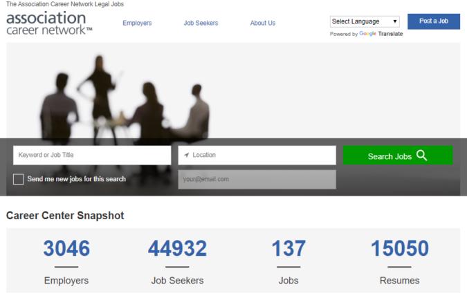 The-Association-Career-Network-Legal-Jobs-screenshot-675x431 Best 50 Online Job Search Websites