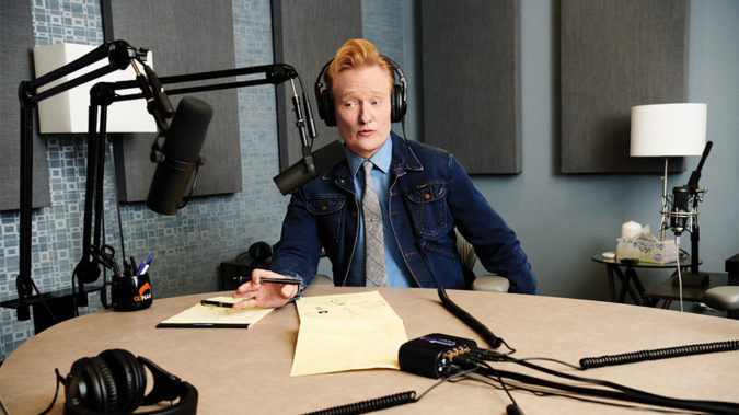The-Conan-O'Brien-Podcast-675x379 Podcasts that Go Best with Late-Night Snacks