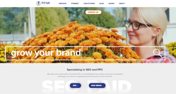 Titan-screenshot-675x361 Top 75 SEO Companies & Services in the World