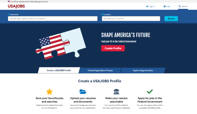 USA-Jobs-screenshot-675x392 Best 50 Online Job Search Websites