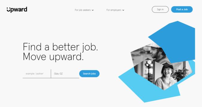 Upward-screenshot-675x359 Best 50 Online Job Search Websites