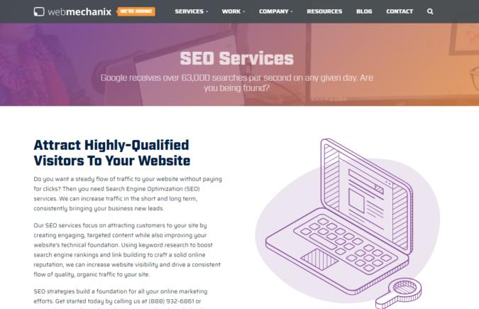 Webmechanix-screenshot-675x435 Top 75 SEO Companies & Services in the World