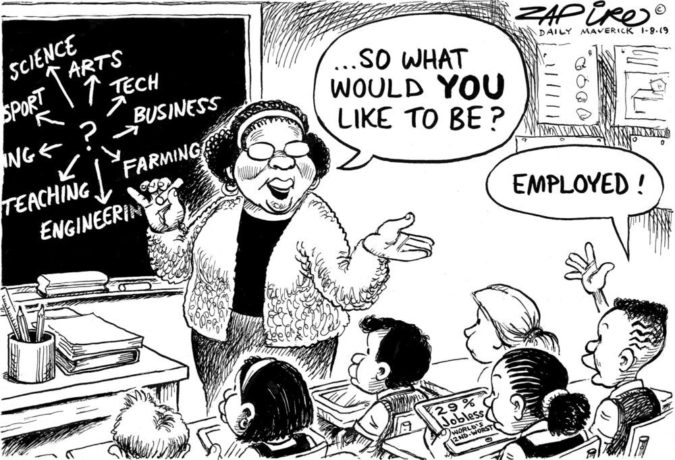 Zapiro-cartoon-675x460 Top 20 Most Famous Cartoonists in The World 2020