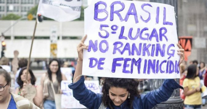 brazil-violence-against-women-675x355 Top 10 Most Dangerous Countries for Women in the World