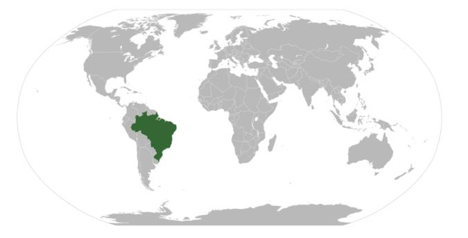brazil-world-map-675x343 Top 10 Most Dangerous Countries for Women in the World