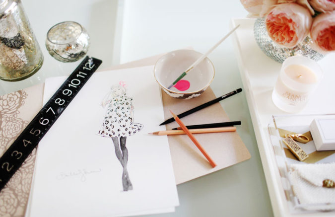 fashion-illustrator-675x437 20 Most Creative Fashion Illustrators in The USA