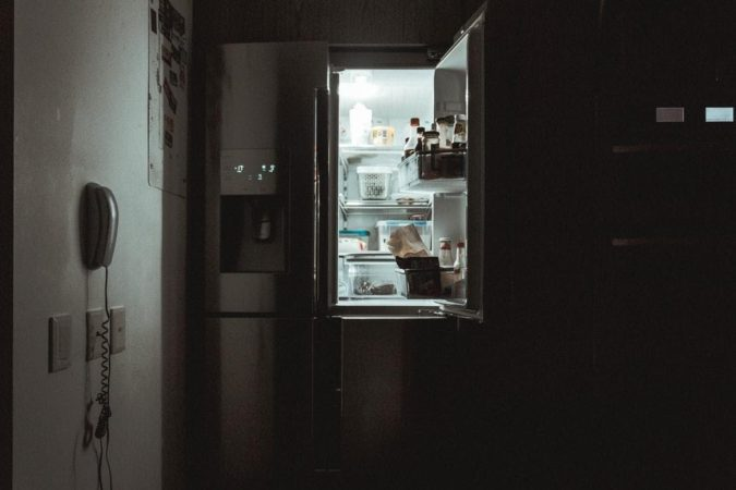 fridge-675x450 Podcasts that Go Best with Late-Night Snacks