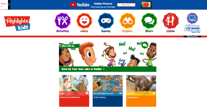 highlights-kids-675x349 Top 50 Free Learning Websites for Kids in 2021