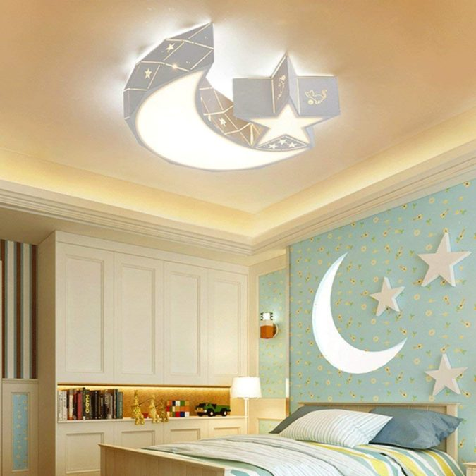 home-decor-Star-ceiling-lamps-675x675 15 Hottest Ceiling Lamp Ideas for Teens' Bedrooms in 2020