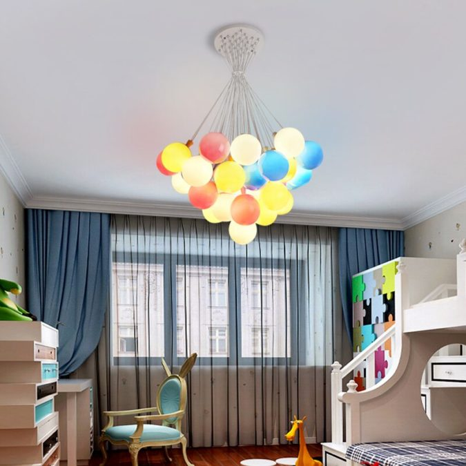 home-decor-balloon-ceiling-lamps-675x675 15 Hottest Ceiling Lamp Ideas for Teens' Bedrooms in 2021