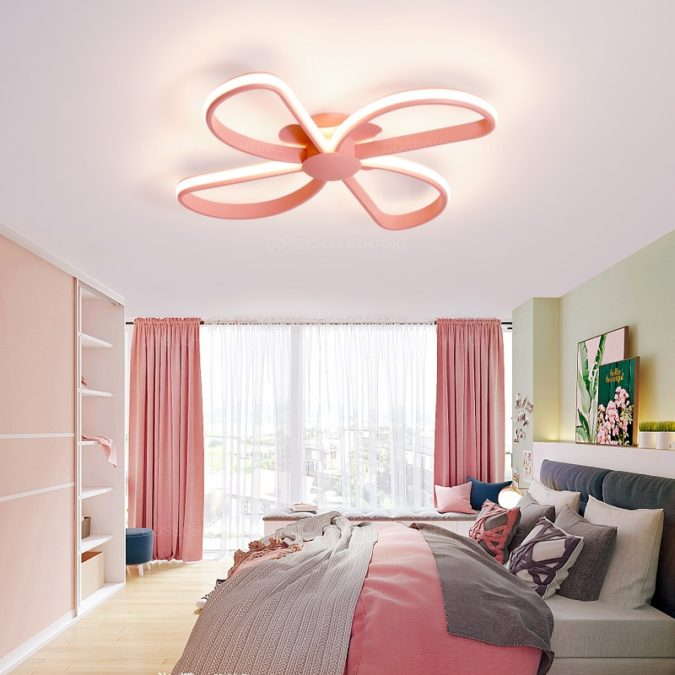 home-decor-led-ceiling-lamp-675x675 15 Hottest Ceiling Lamp Ideas for Teens' Bedrooms in 2020