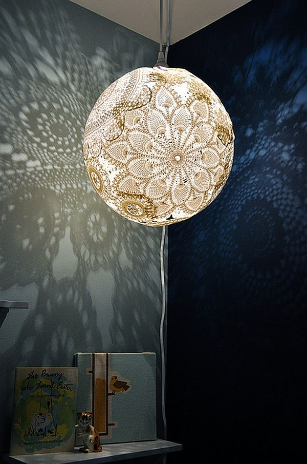 home-decor-patterned-ceiling-lamp 15 Hottest Ceiling Lamp Ideas for Teens' Bedrooms in 2021