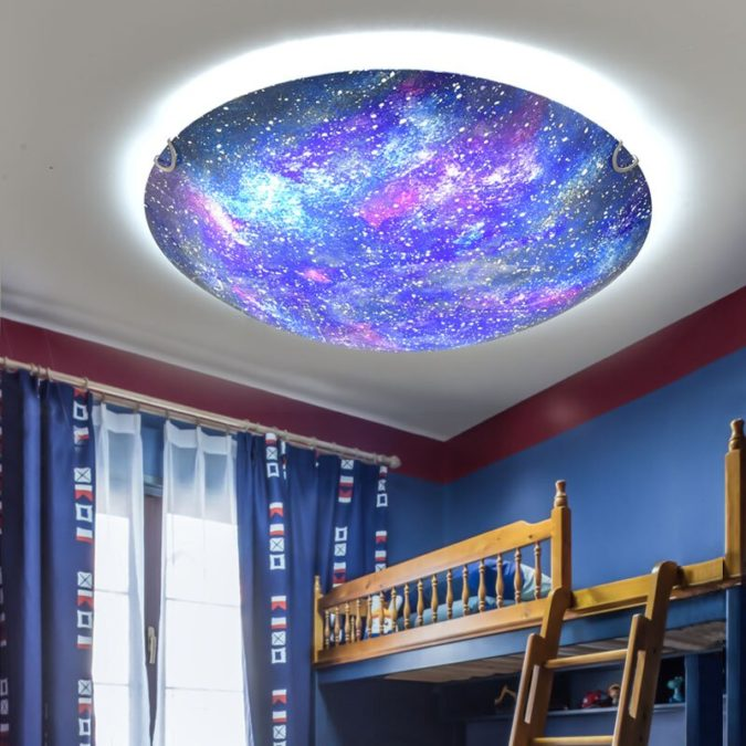 home-decor-star-ceiling-lamp-2-675x675 15 Hottest Ceiling Lamp Ideas for Teens' Bedrooms in 2021