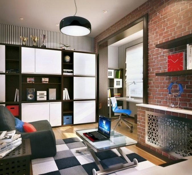 home-decor-teen-room-ceiling-lamp-2-675x614 15 Hottest Ceiling Lamp Ideas for Teens' Bedrooms in 2021