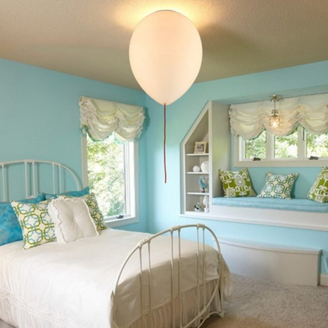 home-decor-teenage-bedroom-balloon-ceiling-lamp-675x675 15 Hottest Ceiling Lamp Ideas for Teens' Bedrooms in 2021
