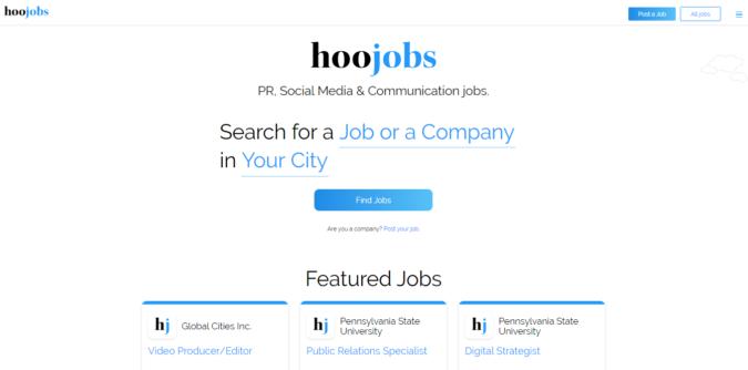 hoojobs-screenshot-675x334 Best 50 Online Job Search Websites