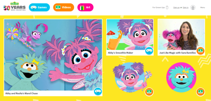 kids-website-screenshot-675x323 Top 50 Free Learning Websites for Kids in 2020