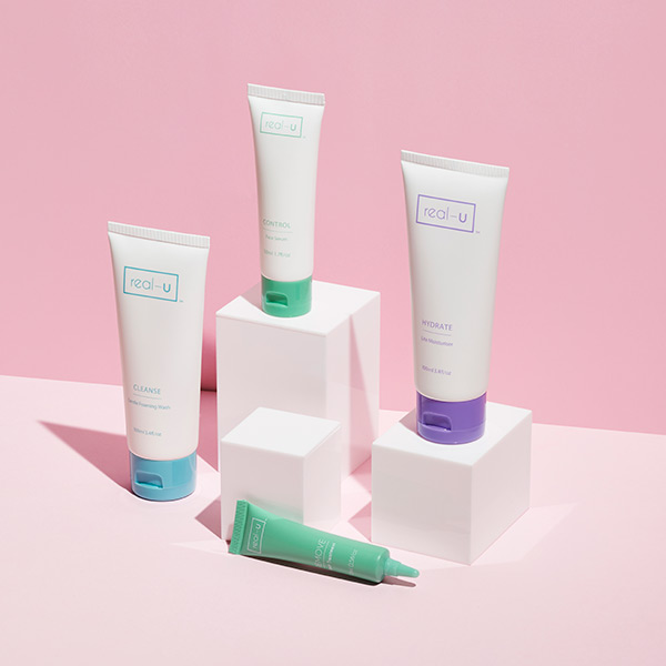 real-u-skincare-luxe-bundle Real-u LUXE KIT Beauty Bundle Review