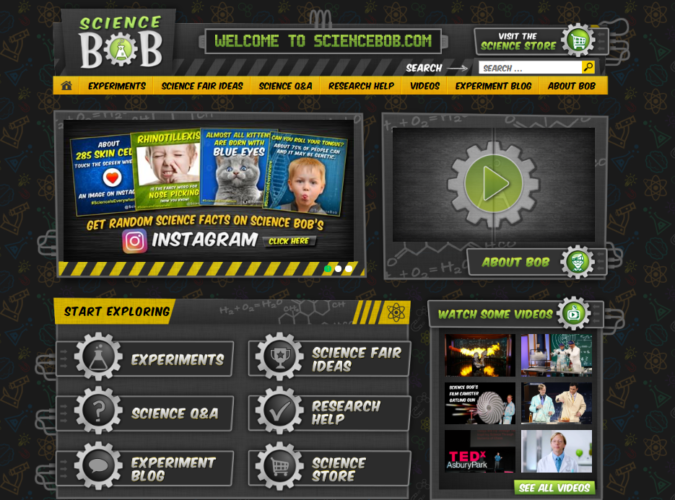 science-bob-screenshot-675x500 Top 50 Free Learning Websites for Kids in 2020
