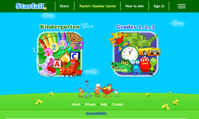 starfall-screenshot-675x404 Top 50 Free Learning Websites for Kids in 2020