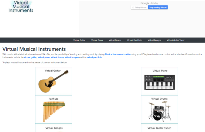 virtual-musical-instruments-screenshot-675x437 Top 50 Free Learning Websites for Kids in 2020