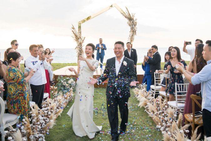 wedding-beach-675x450 Why a Beach Wedding Is the Perfect Choice for Couples