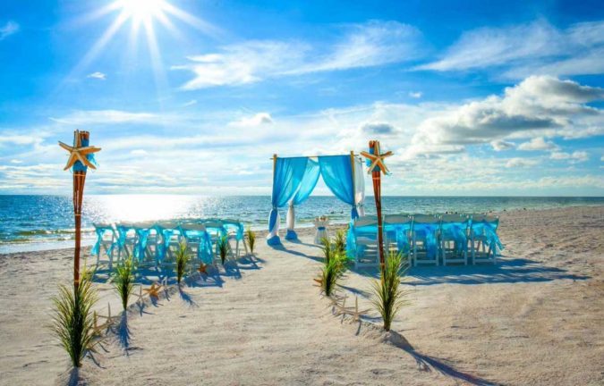wedding-beach.-675x432 Why a Beach Wedding Is the Perfect Choice for Couples