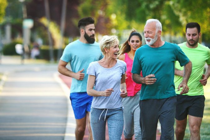 wellness-group-of-people-practice-running-675x450 7 Positive Benefits of Taking CBD Gummies