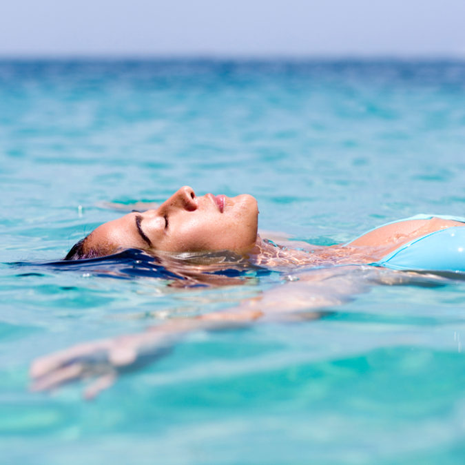 woman-swim-675x675 How to Get Back to Routine After a Car Accident