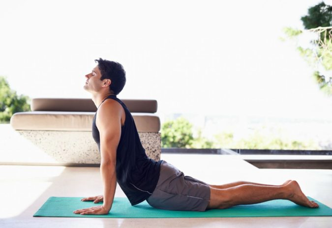 yoga-675x464 How to Get Back to Routine After a Car Accident
