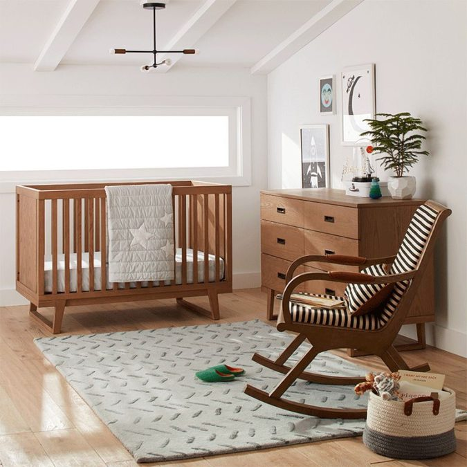 Baby-Nursery-675x675 How to Keep Your Baby's Room Safe and Cozy