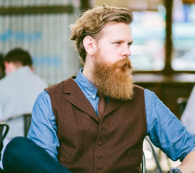 Bandholz-Style-1-675x599 20 Most Trendy Men's Beard Styles for 2021