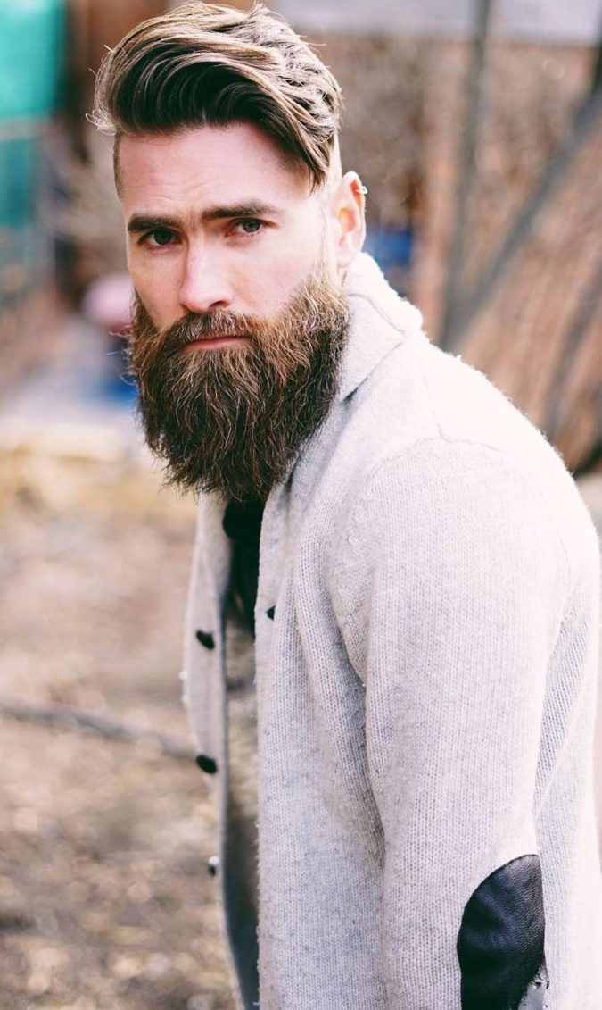 Bandholz-Style.-675x1131 20 Most Trendy Men's Beard Styles for 2020