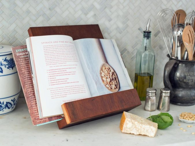 CookBook-in-kitchen-675x506 Awesome Gifts for Those Who Love to Entertain