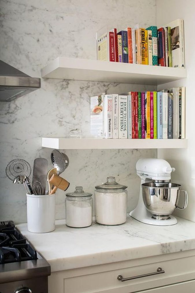 CookBooks-in-kitchen-675x1013 Awesome Gifts for Those Who Love to Entertain