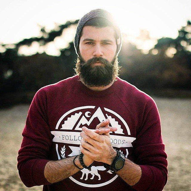 Garibaldi-Style.. 20 Most Trendy Men's Beard Styles for 2020