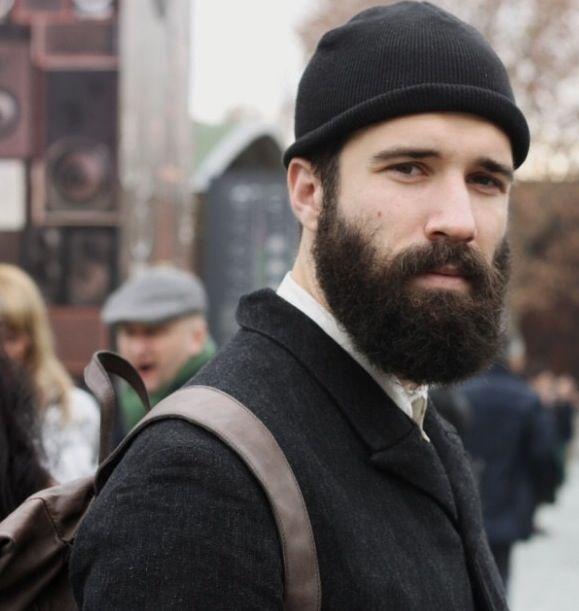 Garibaldi-Style. 20 Most Trendy Men's Beard Styles for 2021
