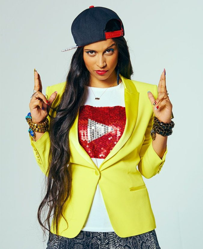 Lilly-Singh-2-675x827 Top 20 Richest YouTubers in 2020