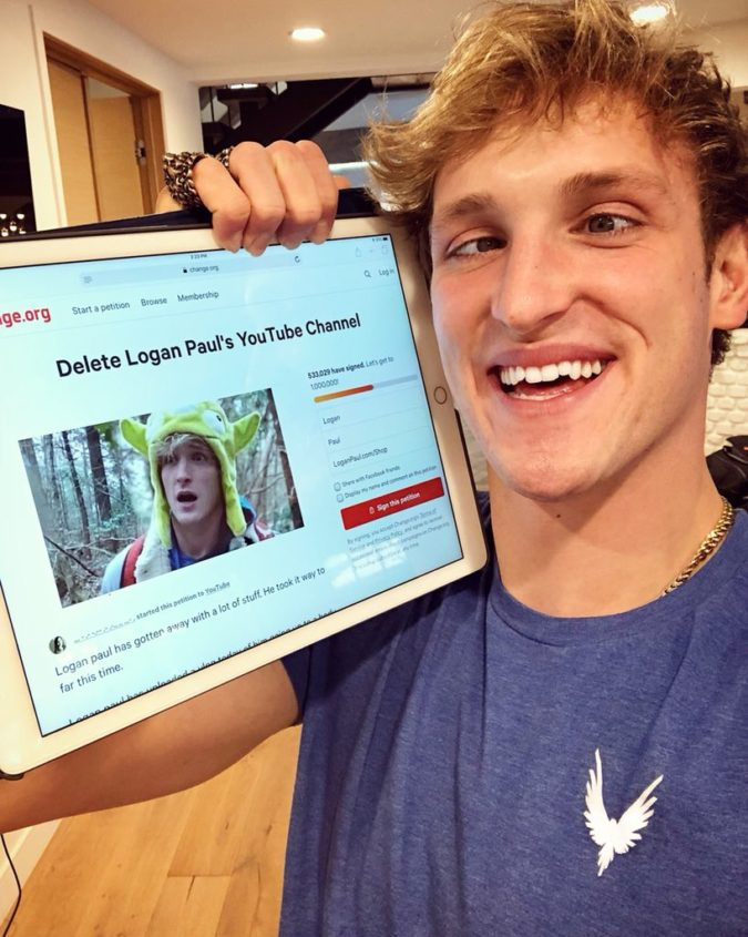 Logan-Paul.-675x845 Top 20 Richest YouTubers in 2020