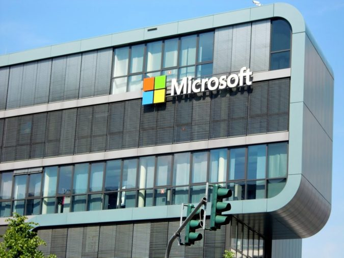 Microsoft-675x507 Top 5 Tech Companies to Invest in for 2021