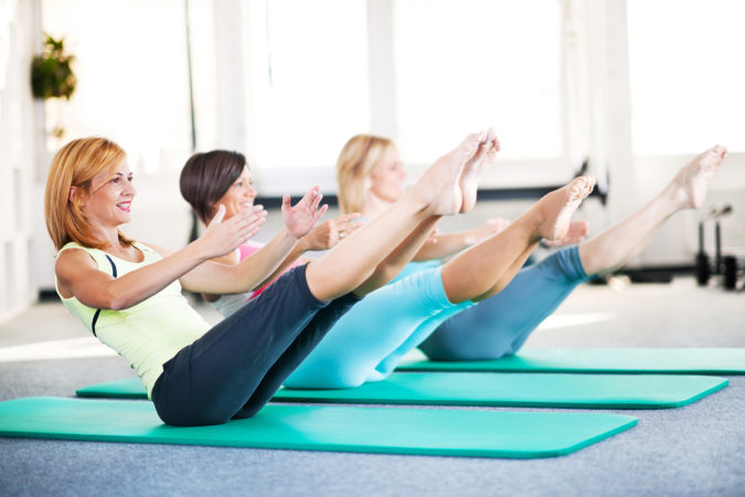 Pilates-class-675x450 10 Ways to Gain More Clients for Pilates Instructors