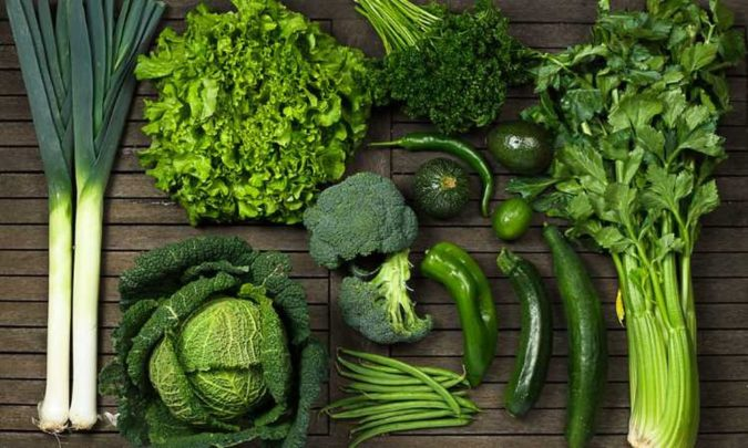 Raw-Leafy-Greens-vegetables-675x405 Nutrition Guide for Dementia